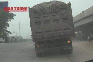 Bắc Giang:'Xe quá tải' bùng phát bỏ qua 'lệnh cấm' của Bí thư Tỉnh ủy