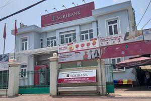Mở gói thầu 'lùm xùm' tại Agribank, chi nhánh Đông Gia Lai: 5 nhà thầu nộp HSDT
