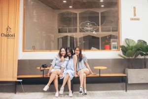 Tiệm cafe dành cho những ai thích nằm ở Sài Gòn
