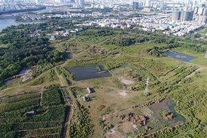 Vi phạm quản lý đất đai, loạt cán bộ Công ty Tân Thuận bị kỷ luật