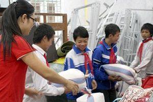 Yên Bái: Trên 24.000 lượt học sinh được hỗ trợ gạo