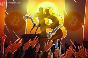 Giá tiền ảo hôm nay (27/3): Bitcoin có thể tăng lên 55.000 USD trong đợt 'HALVING' 2020