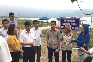 Giải quyết dứt điểm tình trạng ô nhiễm, mất an ninh trật tự tại ghềnh Nam Ô