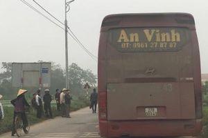 Xác định danh tính các nạn nhân thương vong trong vụ tai nạn ở Vĩnh Phúc