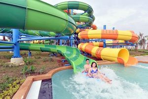 Cực sốc: giá vé công viên nước Typhoon Park chỉ có 50.000 đồng