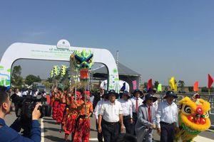 VWS khánh thành 2 cầu lớn dẫn vào dự án hàng trăm triệu USD ở Long An