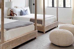 10 thiết kế trang trí phòng ngủ dành cho nhà đông người đẹp tuyệt vời ai nhìn cũng thích mê