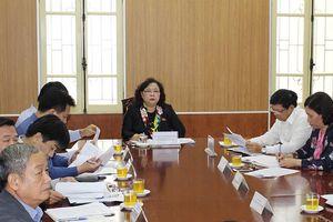 Chủ tịch HĐND TP Nguyễn Thị Bích Ngọc tiếp công dân