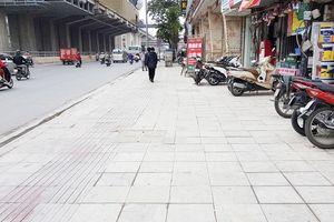 Hà Nội ban hành thiết kế mẫu hè đường đô thị