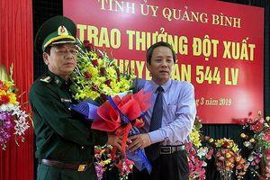 Quảng Bình: Khen thưởng phá thành công đường dây ma túy xuyên quốc gia