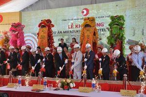 Khởi công resort 5 sao đầu tiên tại Vịnh Đà Nẵng