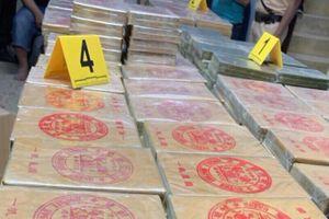 Bắt xe tải chở lượng ma túy 'khủng' trị giá 200 tỷ đồng tại ngã tư An Sương, TPHCM