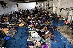 Góc khuất kinh hoàng trong 'trại tị nạn' ở Libya