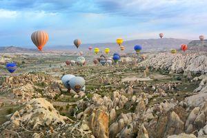 Hành trình Amazing Tour khám phá vùng đất huyền thoại Thổ Nhĩ Kỳ