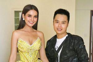 Hoa hậu Campuchia đặt váy từ Việt Nam để trao lại vương miện