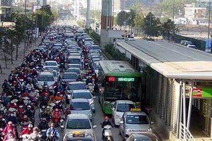 Bộ Giao thông lên tiếng về đề xuất cấm xe máy ở Hà Nội, TPHCM