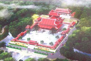 Chùa Ba Vàng Quảng Nam nhận tiền công đức, khởi công xây dựng rồi bỏ hoang
