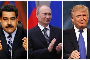 Nga 'lôi chuyện' ở Syria để đáp trả yêu cầu rút quân khỏi Venezuela từ Mỹ