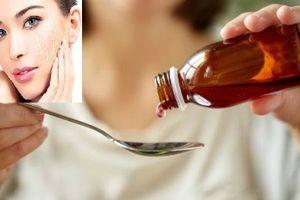 Tốn tiền, hại sức khỏe nếu bổ sung collagen dạng nước sai cách