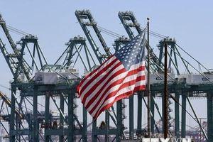 Xuất khẩu trong tháng Một của Mỹ tăng 1% lên 207,3 tỷ USD
