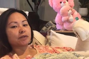 Rúng động vụ cướp đâm giáo viên gốc Việt đang mang thai