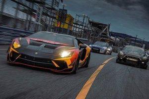 Siêu xe Lamborghini Aventador tươi mát hơn trong 'bộ giáp' mới Liberty Walk