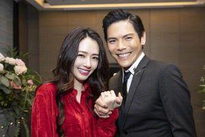 Quách Bính Đình kết hôn cùng con trai Hướng Hoa Cường - trùm xã hội đen khét tiếng Hong Kong: Chuột sa hũ gạo