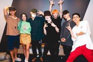 Phấn khích trước sản phẩm comeback của BTS, Halsey không ngần ngại gọi hẳn RM là 'Vua'