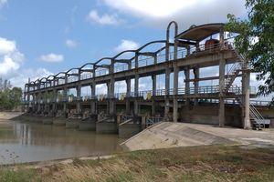 Bến Tre: Nhiều giải pháp ứng phó hạn hán, xâm nhập mặn