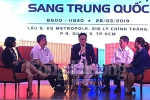 Cơ hội lớn cho xuất khẩu thủy sản Việt vào Trung Quốc