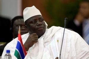 Cựu tổng thống Gambia bị cáo buộc tham ô 1 tỷ USD