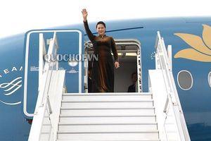 Chủ tịch Quốc hội Nguyễn Thị Kim Ngân bắt đầu chuyến thăm chính thức đến Maroc