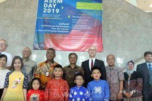 Việt Nam tham gia Ngày hội văn hóa các nước ASEM tại Indonesia