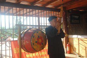Hết Chá-Lễ hội đậm nét văn hóa tâm linh của người Thái trắng Mộc Châu