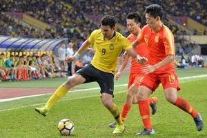 Xem U23 Malaysia suýt loại U23 Trung Quốc của thầy HLV Park Hang Seo