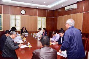 Chủ tịch HĐND thành phố Hà Nội Nguyễn Thị Bích Ngọc tiếp công dân