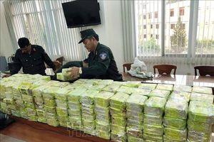 Bắt khẩn cấp kẻ cầm đầu đường dây mua bán gần 600kg ma túy xuyên quốc gia