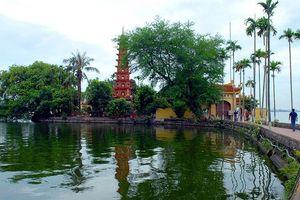 Chùa Trấn Quốc lọt Top 10 ngôi chùa đẹp nhất thế giới