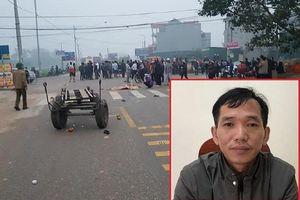 Vụ xe khách tông đoàn người đưa tang: Tài xế bị bắt giam