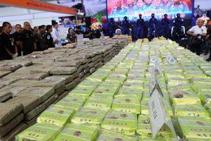 Bắt ma túy 'khủng' ở TP.HCM - bùng nổ từ Tam giác Vàng tới châu Á