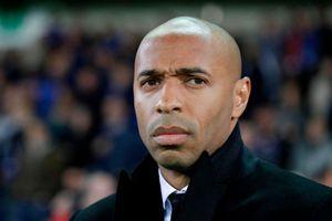 Thierry Henry sắp có việc mới sau thất bại tại Monaco