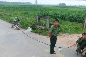 Gây tai nạn chết người, lấy xe máy nạn nhân bỏ chạy