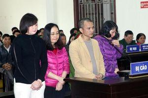 20 năm tù giam dành cho nguyên cán bộ thanh tra tỉnh Hòa Bình