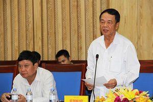 Đoàn giám sát của QH làm việc với tỉnh Nghệ An về công tác phòng cháy chữa cháy