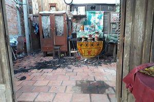 Vĩnh Long: Điều tra vụ người đàn ông phóng hỏa tự thiêu trong nhà