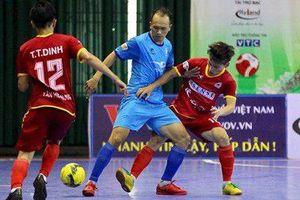 Sau giải U.19 quốc tế, Futsal đến với Nha Trang