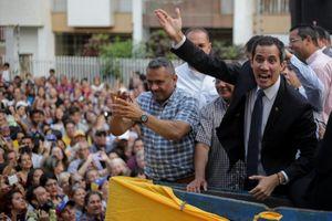 Venezuela cấm lãnh đạo đối lập tranh cử trong 15 năm