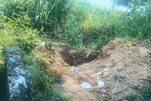 Người dân bức xúc vì đối tượng đào trộm mộ 'nhởn nhơ'