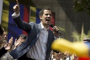 Thủ lĩnh đối lập Venezuela Juan Guaido bị cách chức Chủ tịch quốc hội lần thứ hai