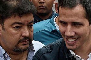 Tòa án Venezuela bắt giam cố vấn của Guaido